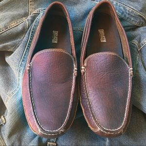 Duluth Trading Men's Driving Leather Shoes